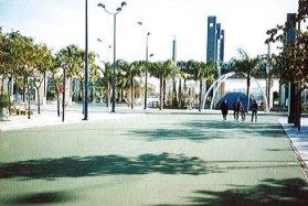 pista polideportiva exterior